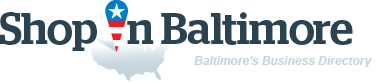 ShopInBaltimore. Business directory of Baltimore - logo
